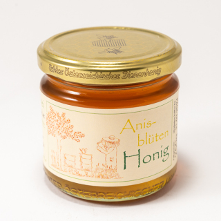 BIO Anisblüten Honig (700)