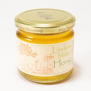 Blüten- mit Lindenblüten Honig 250g