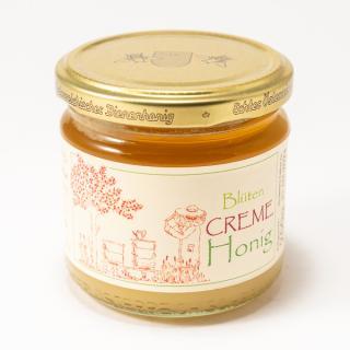 Blütencreme Honig 250g