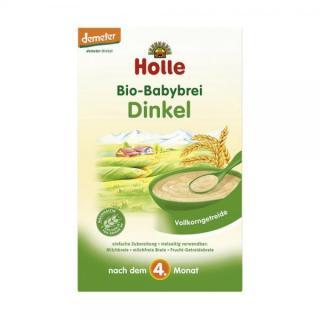 HOLLE Dinkelbrei       Demeter