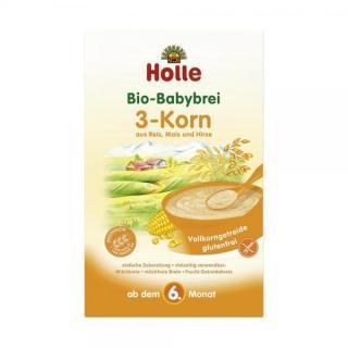 Bio-Babybrei 3-Korn ab 6. Monat   demeter