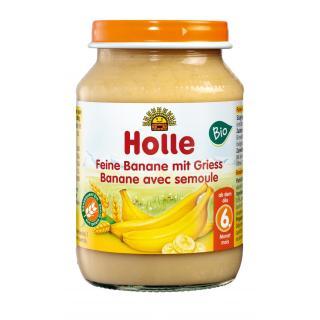 BIO Feine Banane mit Griess