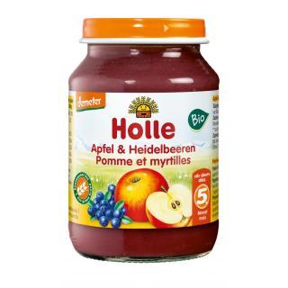 BIO Apfel & Heidelbeere
