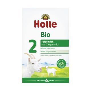 BIO Folgemilch 2 Ziege
