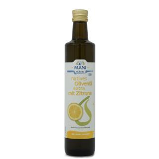 "Olivenöl nativ extra ""Limone"""