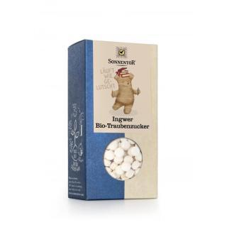 BIO Ingwer Traubenzucker