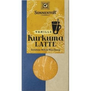 BIO Kurkuma Latte Vanille