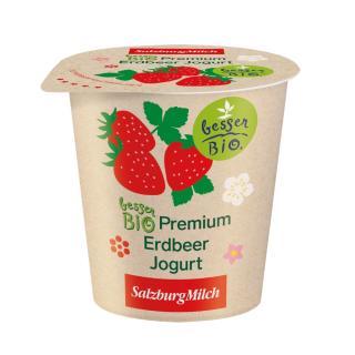 BIO Premium Erdbeer Jogurt