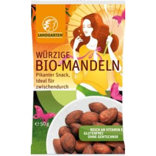 Bio Mandeln würzig kbA
