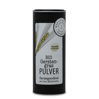 BIO Gerstengras Pulver