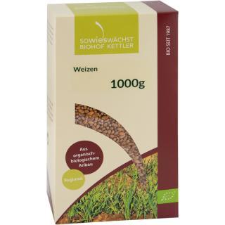 BIO Weizen