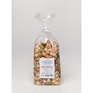 Bunte Muscherln Dinkel ohne Ei  kbA