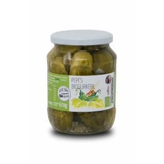 BIO Pepi´s Biogurkerl